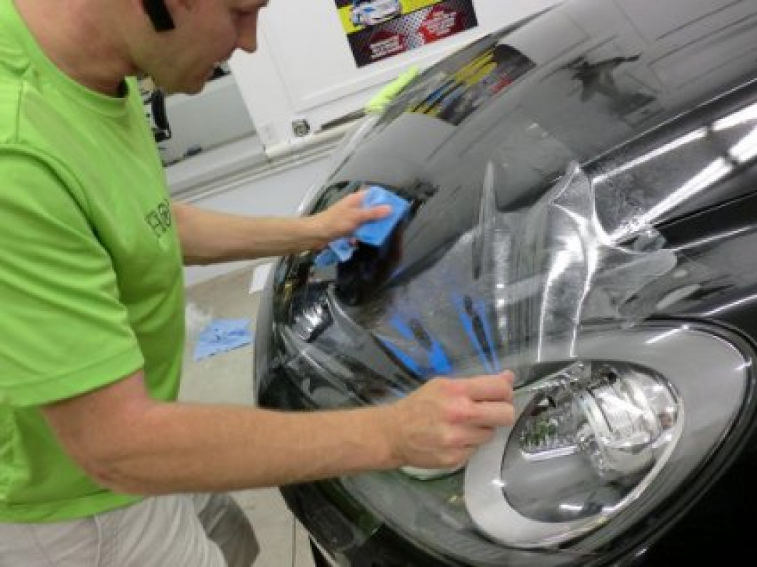 Z-Shield® Paint Protection Film